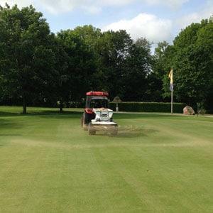 Besanden Golfplatzpflege Sportplatzpflege Reitplatzpflege